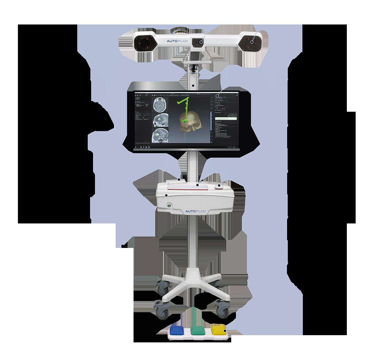 Автоплан (AUTOPLAN) - хирургическое оборудование. Промдизайн
