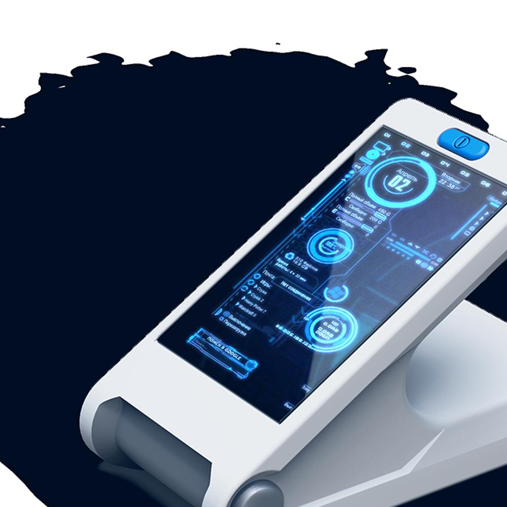 Мобильный анализатор тест полосок