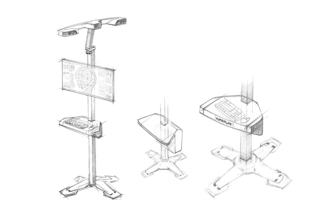 Разработка медицинского оборудования дизайн