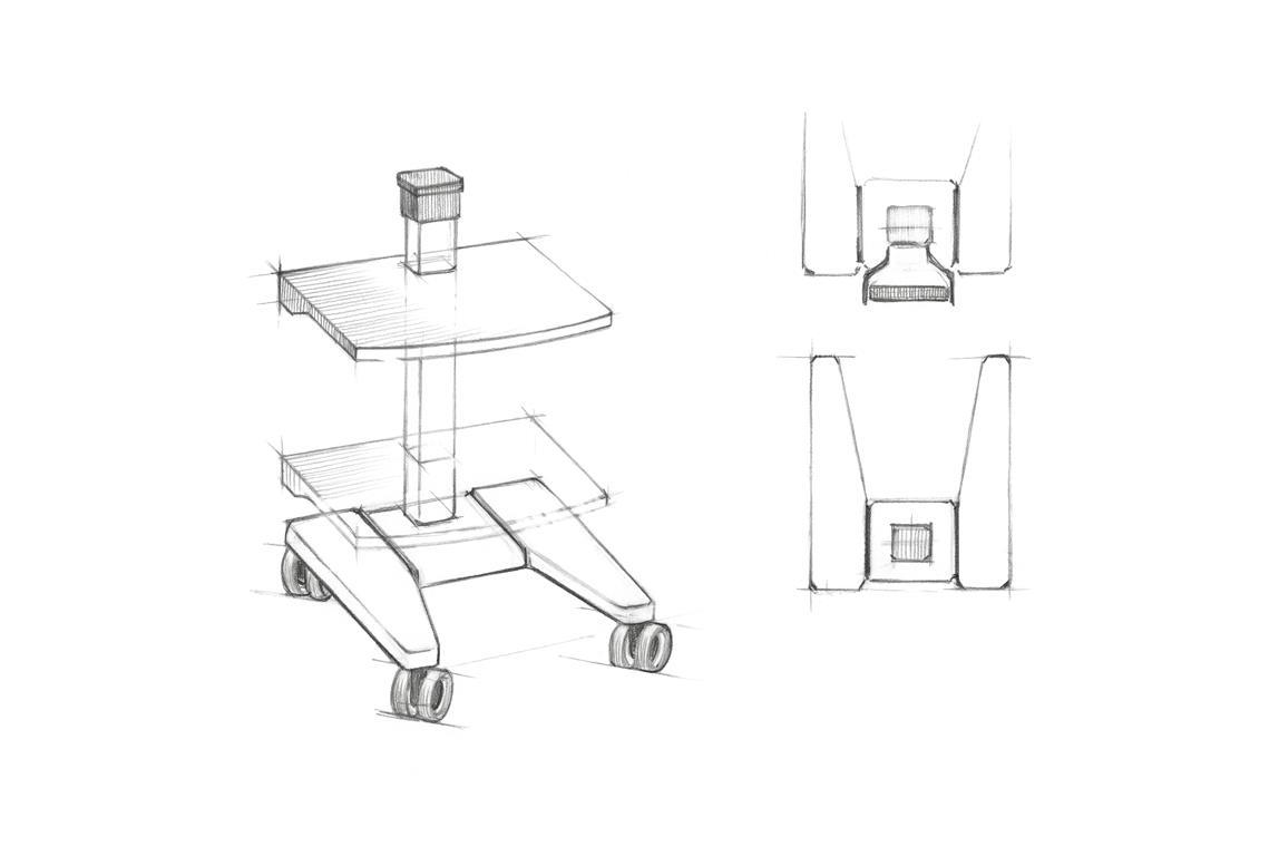 Дизайн и эскизирование изделия