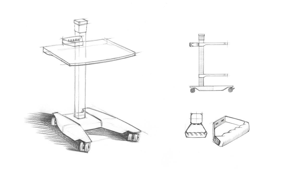 Промдизайн медицинского оборудования