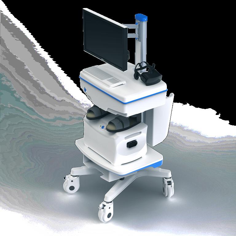 Мультисенсорный тренажер пассивной реабилитации ReviVR («Ревайвер»)
