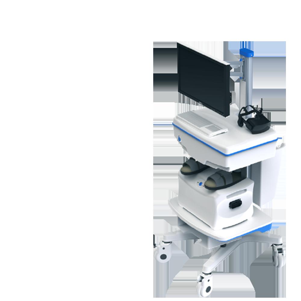 Мультисенсорный тренажер пассивной реабилитации