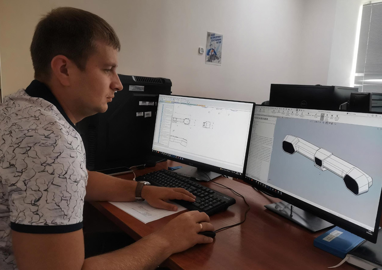 Техническое проектирование - стереокамера